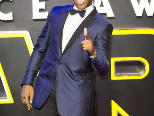 John Boyega has proven one of the cast highlights during the promotion of The Force Awakens, due ...