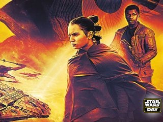 Lucasfilm Unveils Complete 'Journey to Star Wars: The Rise of Skywalker' Publishing Program – Exclusive