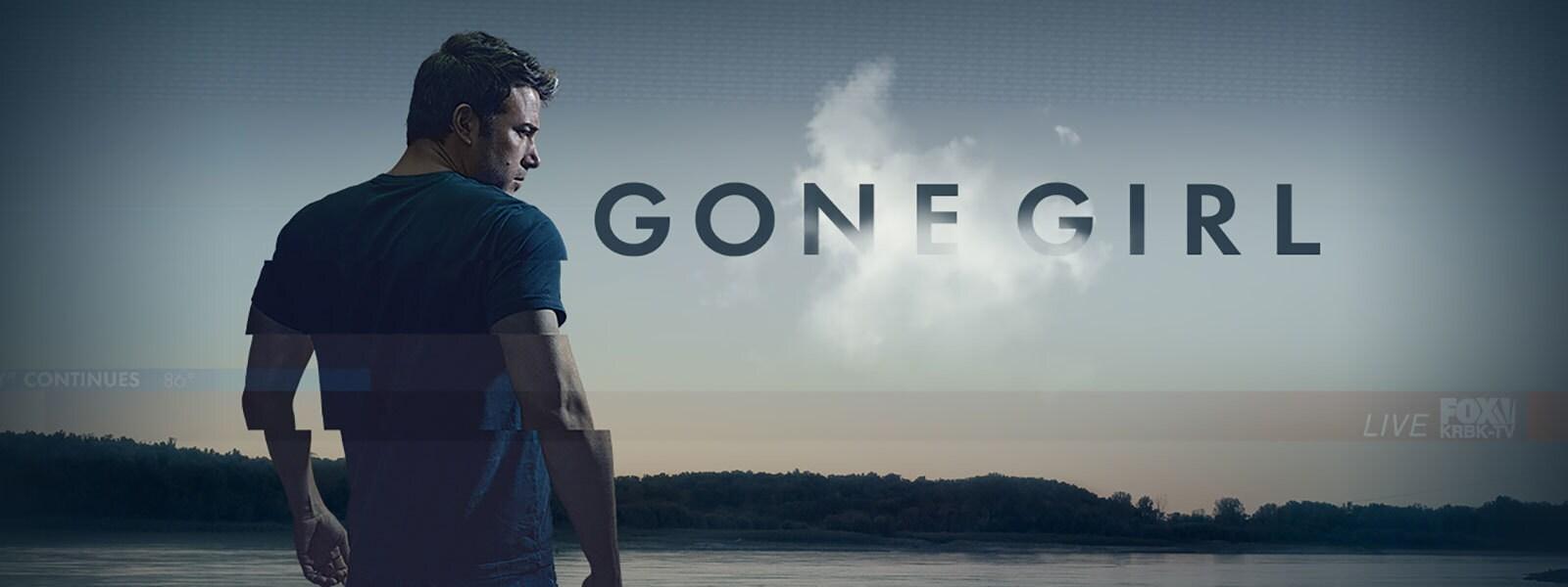 ゴーン・ガール Gone Girl Hero