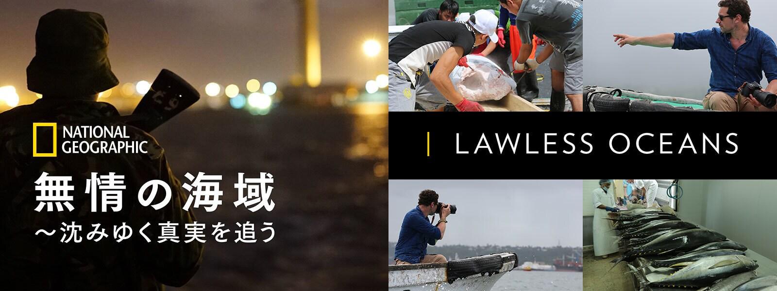 無情の海域 ~沈みゆく真実を追う|Lawless Oceans Hero Object