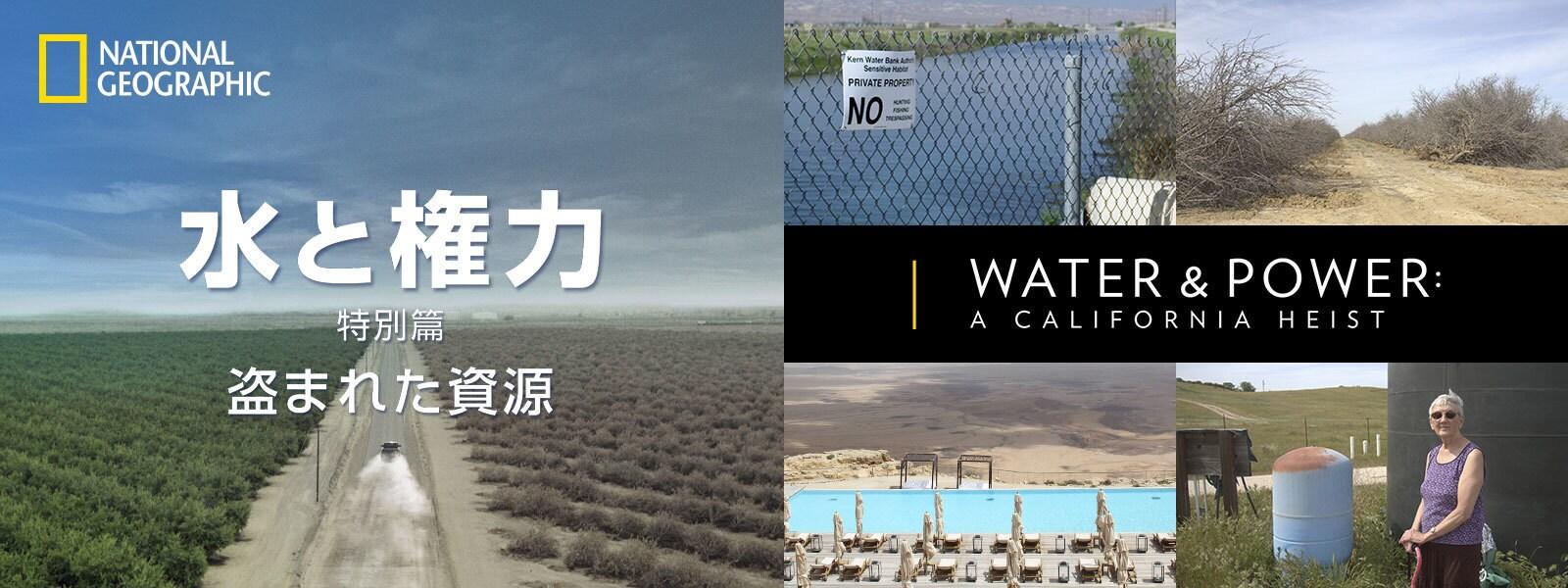 水と権力 特別篇:盗まれた資源 Water and Power: A California Heist Hero Object