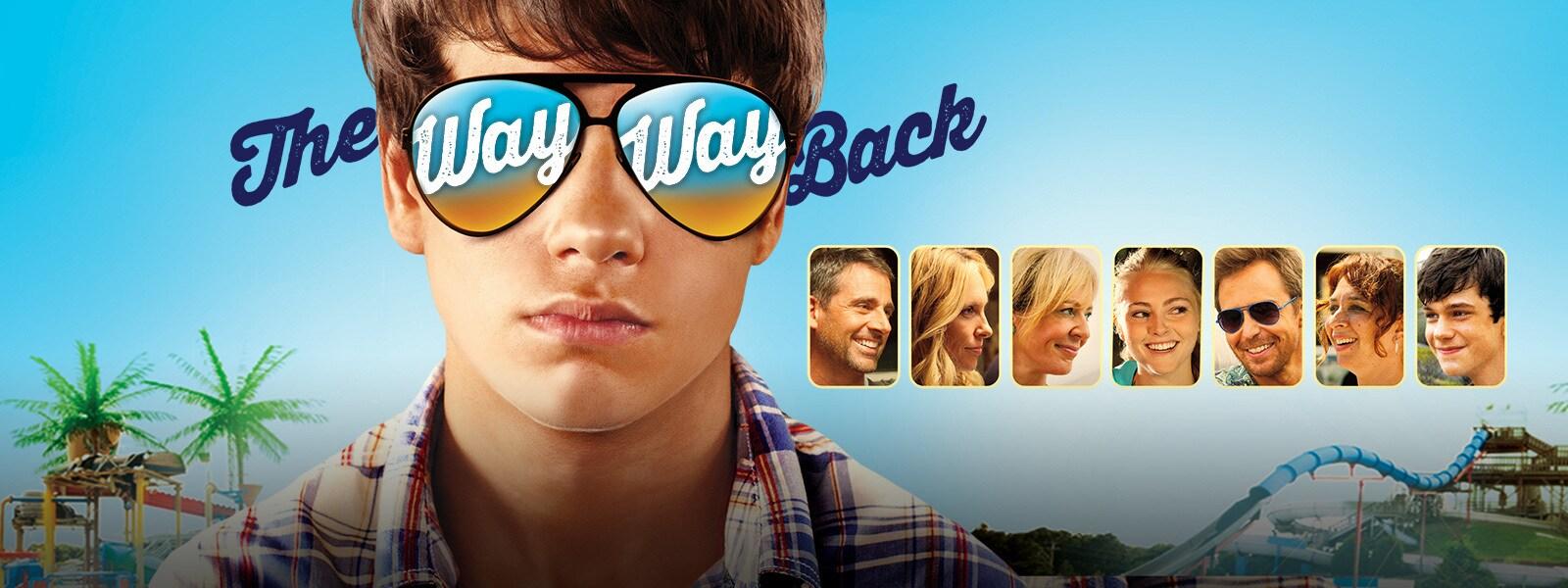 プールサイド・デイズ|The Way, Way Back Hero Object