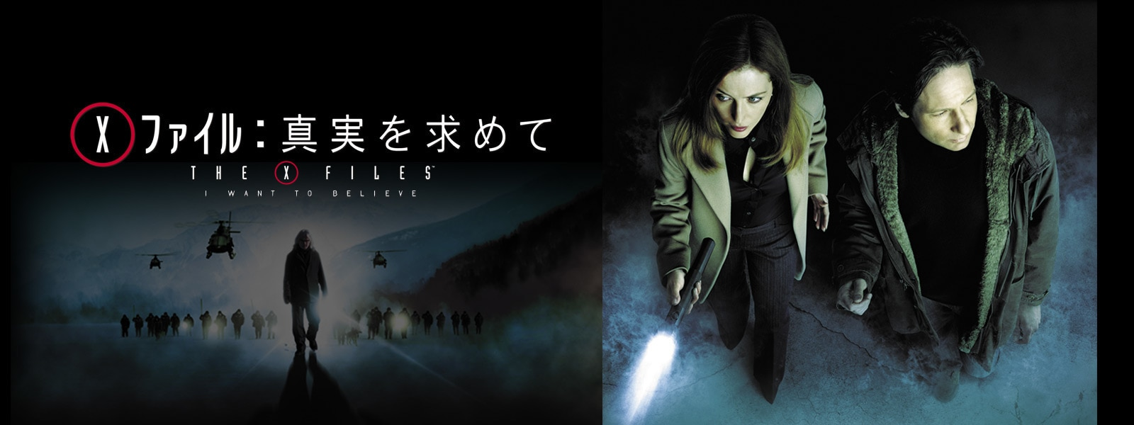 X-ファイル:真実を求めて X-Files: I Want to Believe, The Hero Object