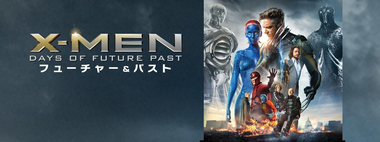 X-MEN:フューチャー&パスト X-Men: Days of Future Past Hero