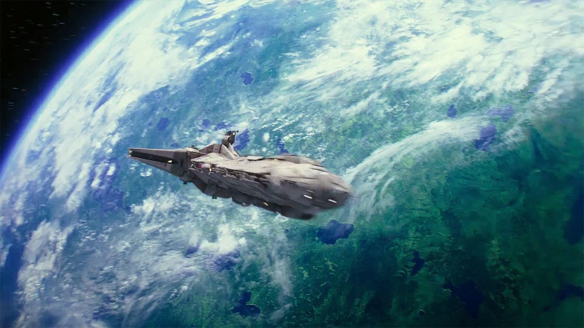 Jedi Starcruiser Athylia