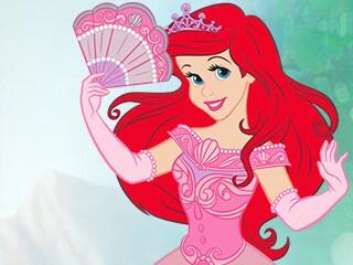 Princesas a la moda: Ariel