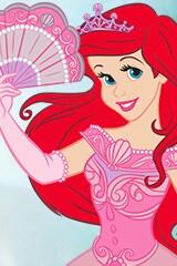 A moda das princesas: Ariel