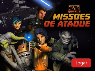 Missões de ataque