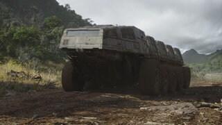 Juggernaut transport vehicle