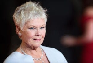 Academy Award-winner Dame Judi Dench.