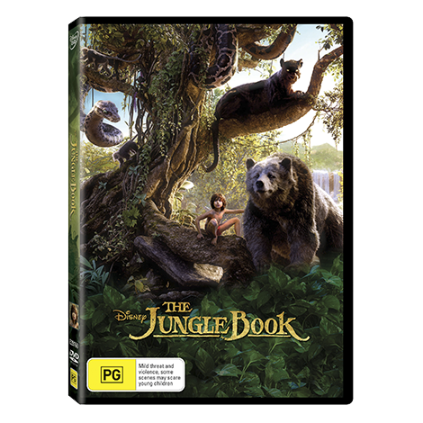 The Jungle Book Full Malayalam Movie Download