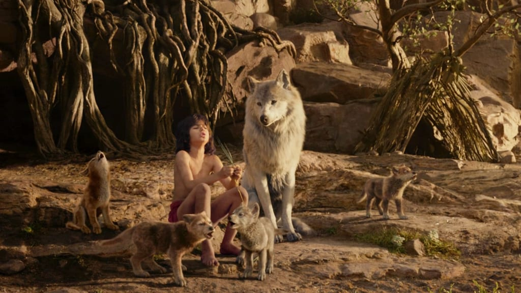 The Jungle Book Legacy Clip