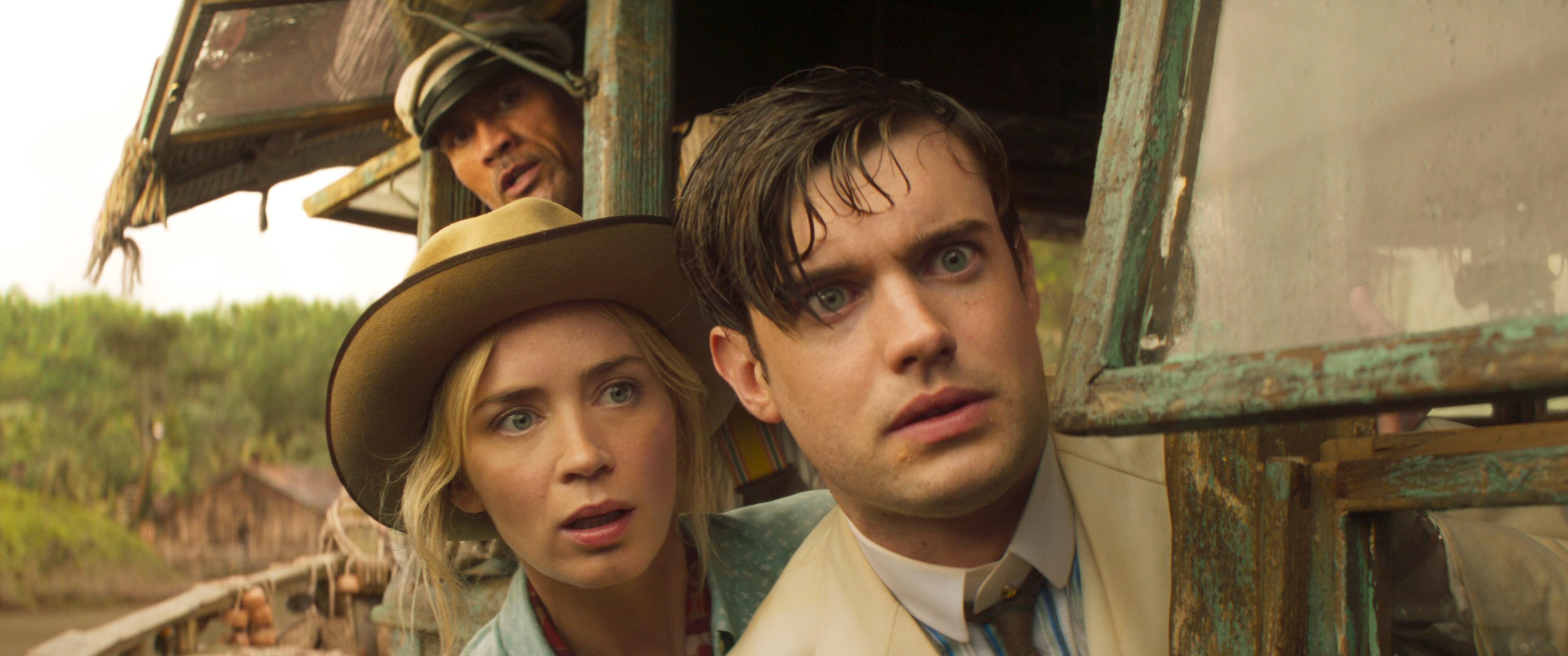 """Novo teaser de """"Jungle Cruise"""" mostra bastidores de cenas de ação"""