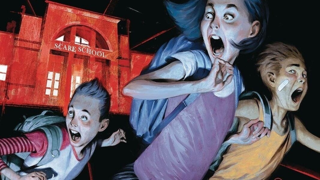 New Disney+ Series Alert! R.L. Stine's Just Beyond is On Its Way