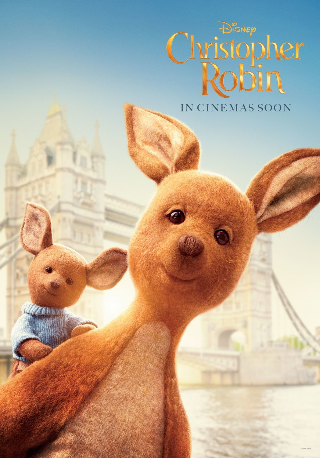 Disney's Christopher Robin - Kanga