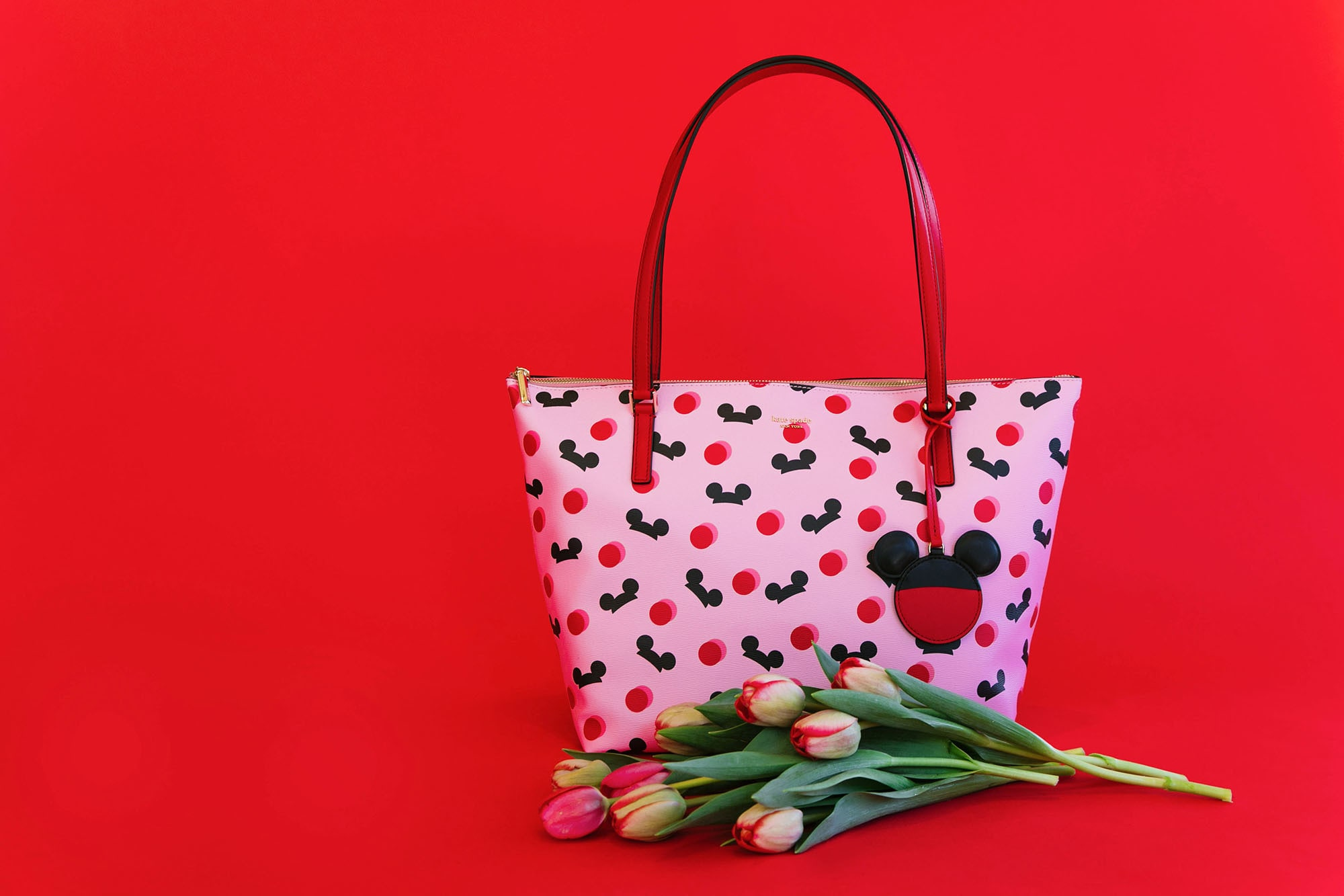 Hand bag from Kate Spade's Mickey Mouse Collection