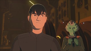 "Bucket's List Extra: 7 Fun Facts from ""Descent"" – Star Wars Resistance"