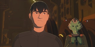 """Bucket's List Extra: 7 Fun Facts from """"Descent"""" – Star Wars Resistance"""