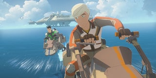 "Bucket's List Extra: 10 Fun Facts from ""Fuel for the Fire"" – Star Wars Resistance"