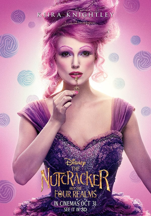 The Nutcracker and the Four Realms - Keira Knightley