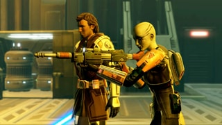 Star Wars: The Old Republic - Knights of the Fallen Empire, Anarchy in Paradise Trailer