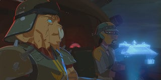 """Bucket's List Extra: 9 Fun Facts from """"The Triple Dark"""" – Star Wars Resistance"""