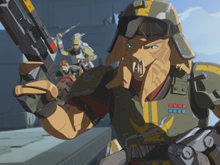 "Bucket's List Extra: 8 Fun Facts from ""Synara's Score"" – Star Wars Resistance"