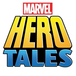 Marvel Hero Tales App