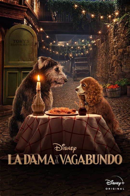 La Dama y el Vagabundo | Disponible en Disney+