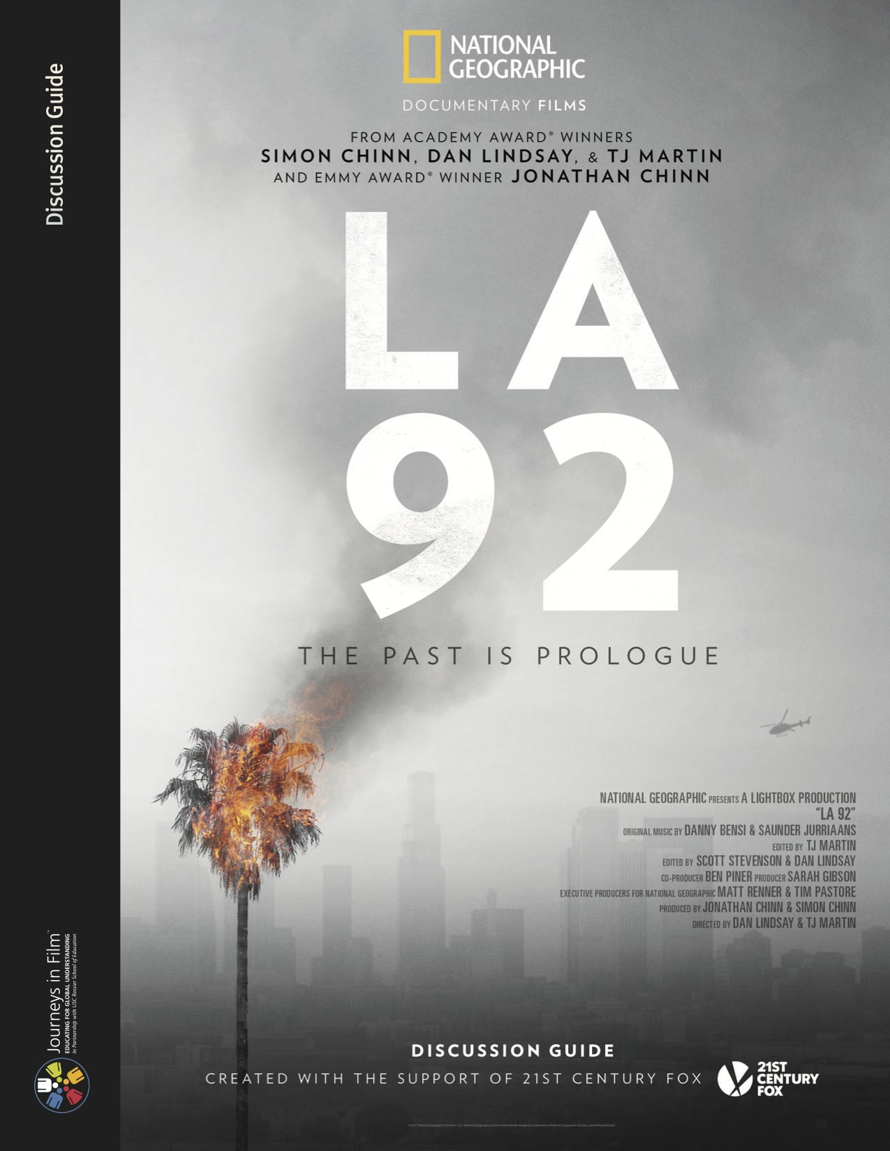 LA 92 Discussion Guide