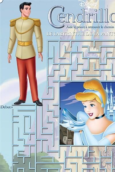 Le labyrinthe de la pantoufle de verre