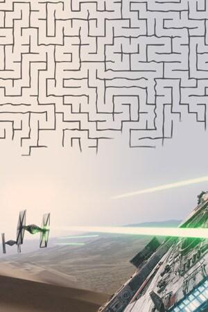 Labyrinthe Jedi