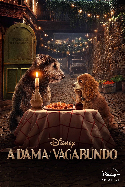A Dama e o Vagabundo | Original Disney+
