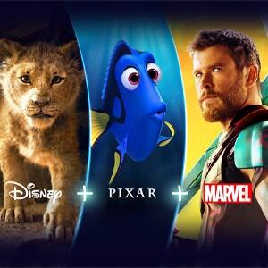 Lançamento do Disney+: Hoje começa uma nova era de entretenimento
