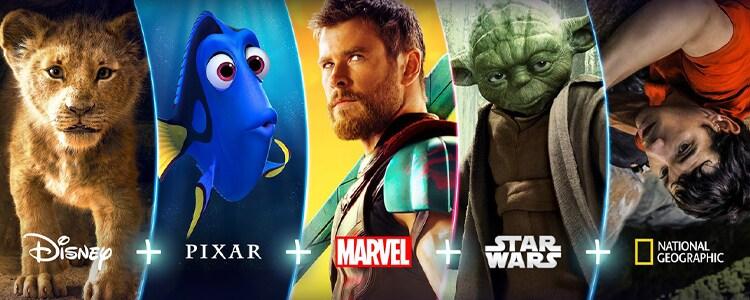 Disney+ ya está disponible en Latinoamérica: Hoy comienza una nueva era de entretenimiento