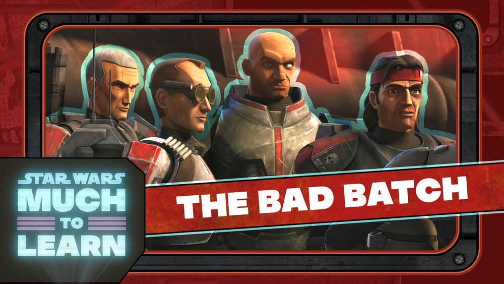 Much to Learn - Star Wars: The Bad Batch