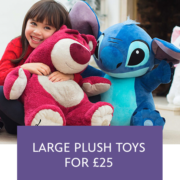 Stream Promo - Large Plush Toys DS
