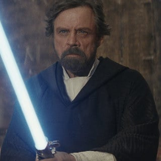 """""""The Rebellion is reborn today, the war is just beginning, and I will not be the last Jedi."""""""