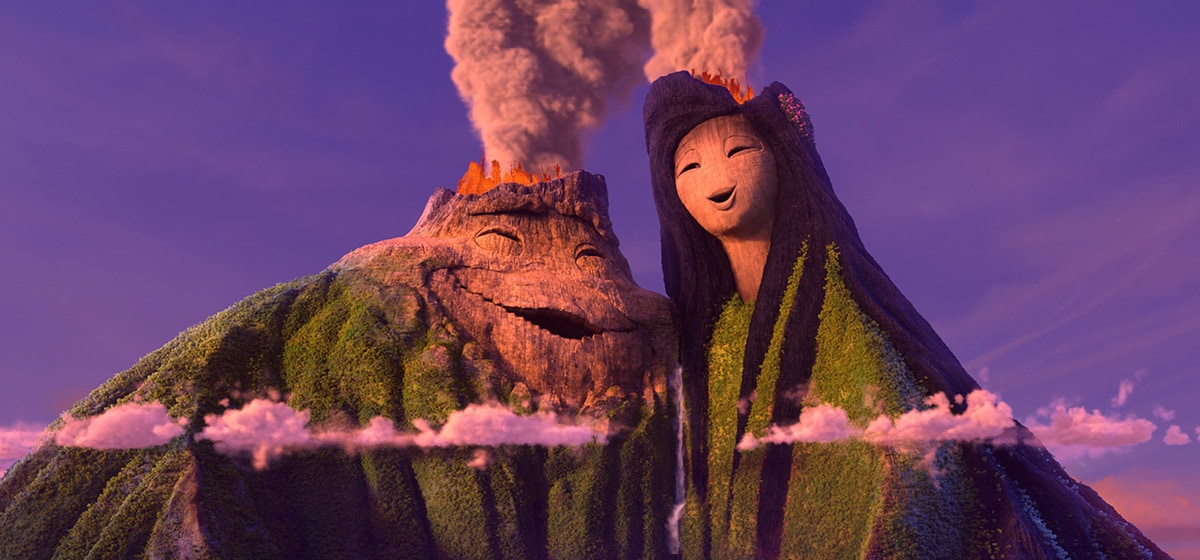 """Lava from """"Pixar Short Films Collection, Vol. 3"""""""