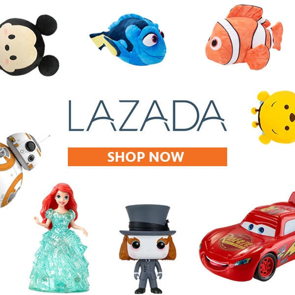 Disney on Lazada.co.id
