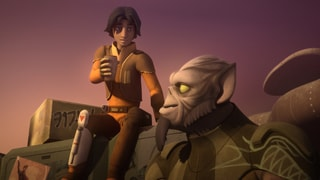 "Star Wars Rebels: ""Leaving Soon"""