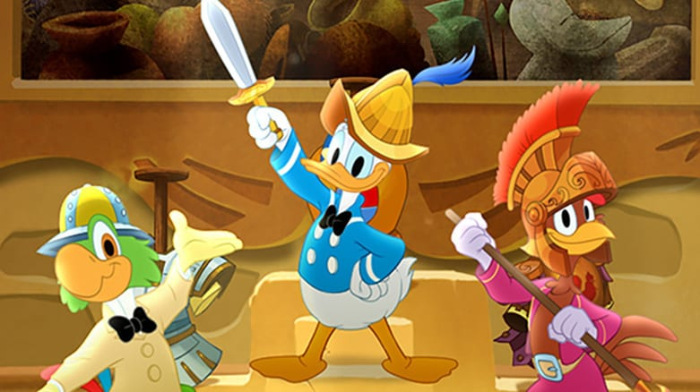 There Will Be a Three Caballeros Reunion on DuckTales This Weekend!