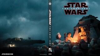 Porg Night (LEGO) Blu-ray Cover #4