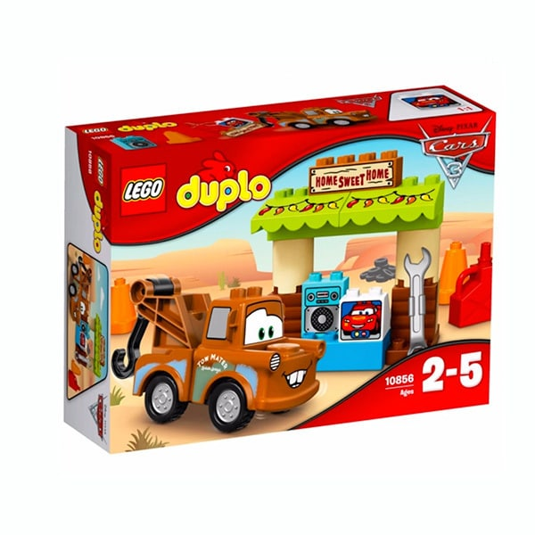 LEGO DUPLO brand Cars Mater Shed