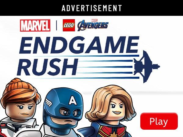 Marvel | LEGO Marvel Avengers: Endgame Rush