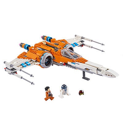 LEGO® Poe Dameron's X-Wing Fighter™