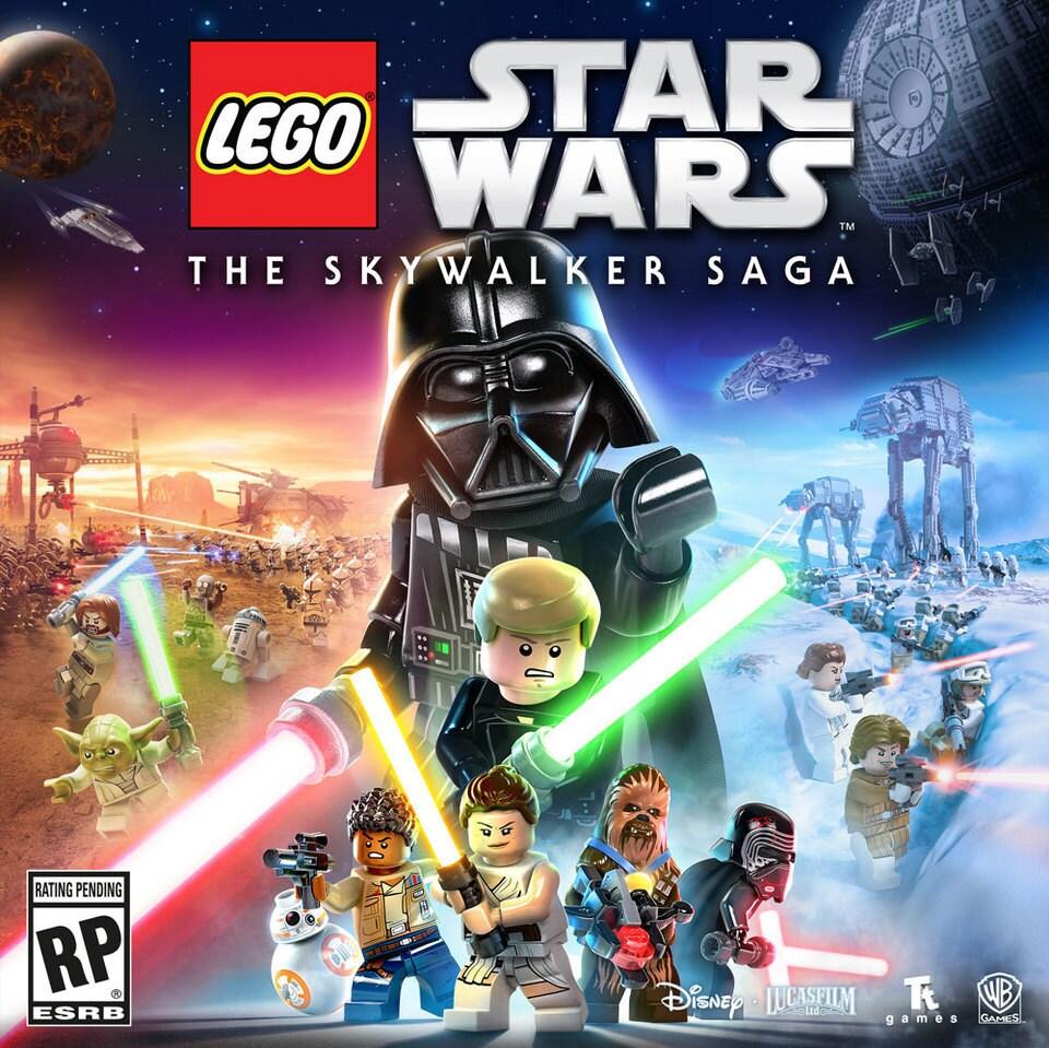 Lego Star Wars The Skywalker Saga Starwars Com