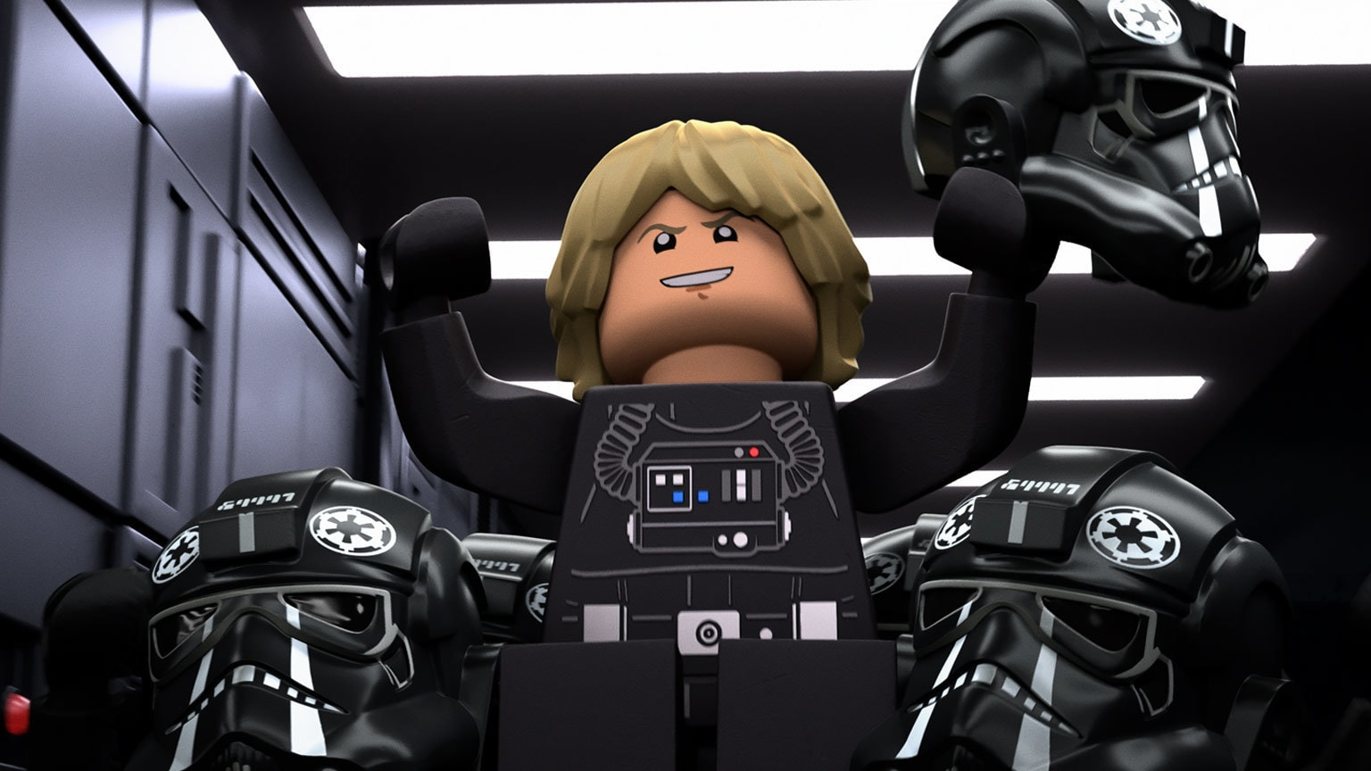 LEGO Star Wars Terrifying Tales is Here!
