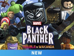 Lego Black Panther: Trouble in Wakanda