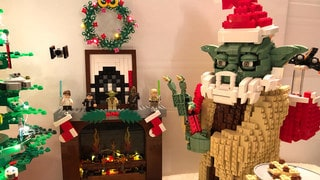 Meet the Most Impressive Winners of the LEGO Star Wars Holiday Contest